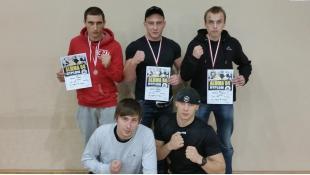 3 medale Rudzian w Bochni!
