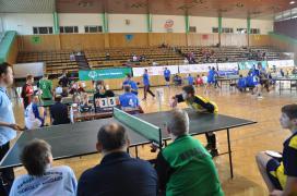 XVIII Regionalny Turniej Tenisa Stołowego Olimpiad Specjalnych Polska - Śląskie