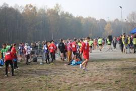Jesienne zmagania biegowe
