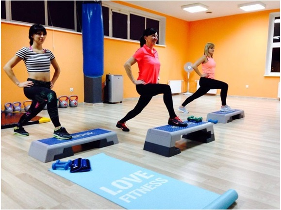 To dobre miejsce na treningowy start - Time4Fitness - siłownia i klub fitness