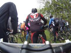 Rudzcy kolarze w Bike Atelier MTB Maraton