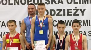 Dwa medale zawodników Slavii podczas finałów OOM!