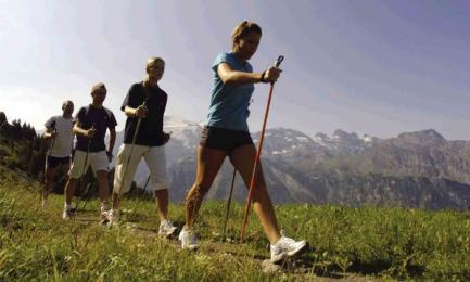 Bezpłatne zajęcia z nordic walking