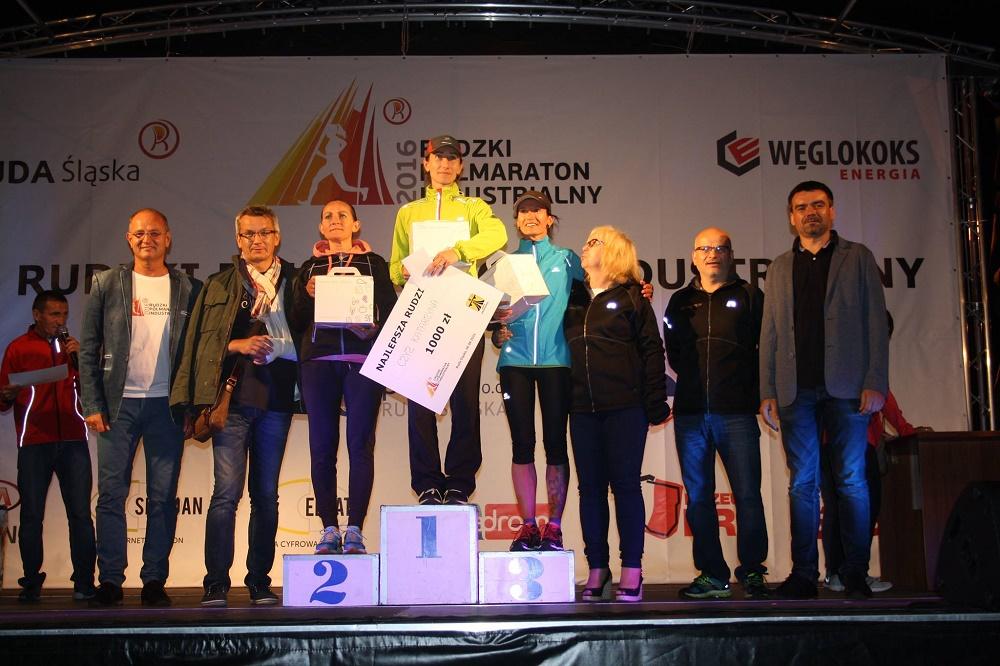 Biegam 5-6 razy w tygodniu - Katarzyna Czyż, najlepsza rudzianka II Rudzkiego Półmaratonu