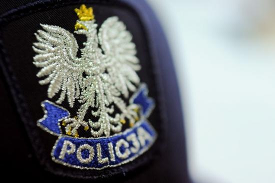 """""""Lewy"""" alkohol w rękach policjantów"""