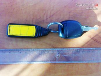 Kto zgubił klucz z samochodu?