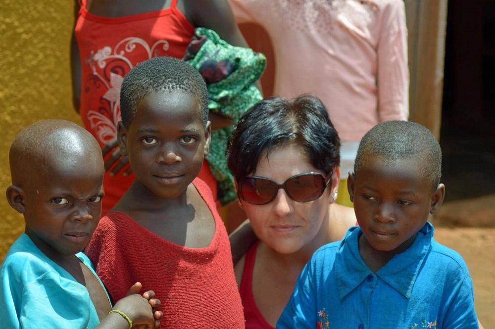 Złożyłam papiery i tak wylądowałam w Ugandzie - dr Renata Popik
