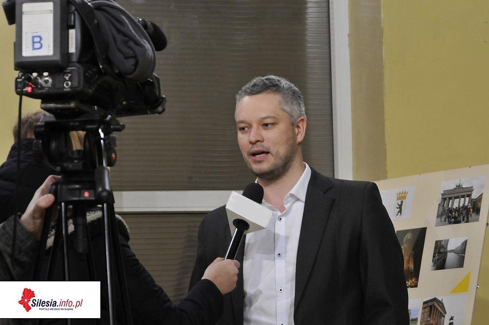 Czas na zmiany - Łukasz Wodarski, SPR Grunwald Ruda Śląska