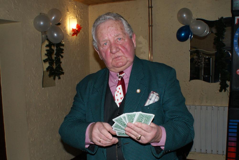 Skat to tradycja naszych dziadków, ojców – Alfred Zieliński