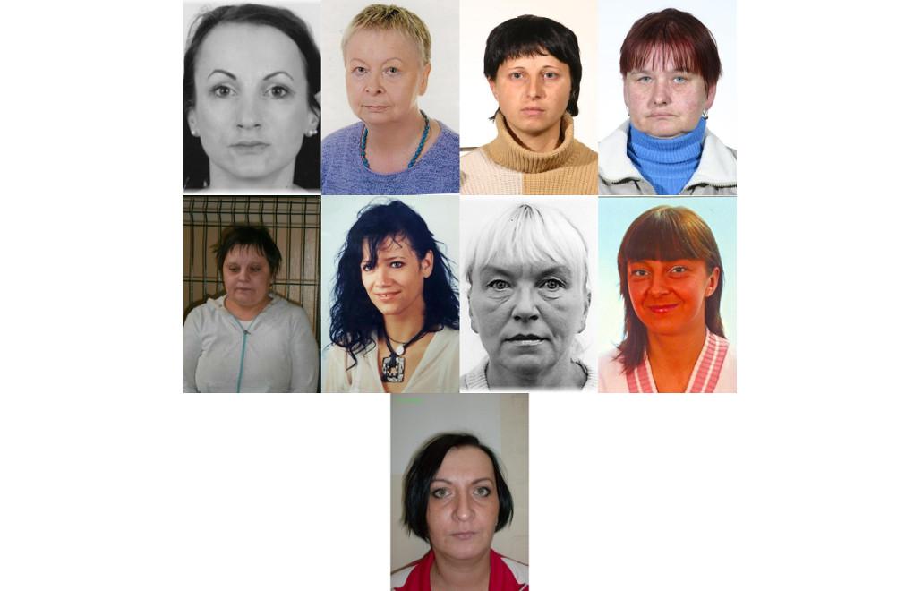 Tych kobiet poszukuje rudzka policja