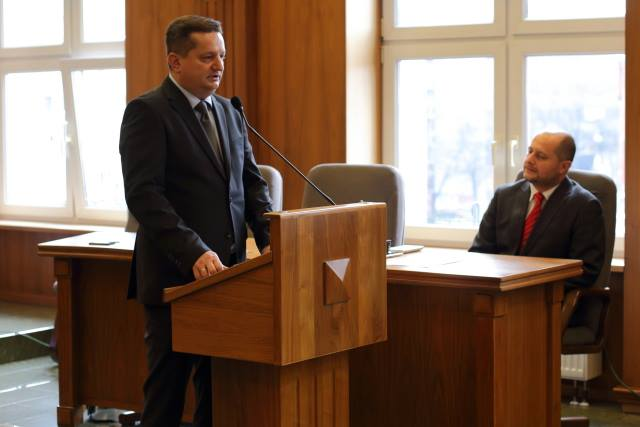 Mój priorytet to rozwój i poprawa bytu w mieście - radny Jacek Jarocki