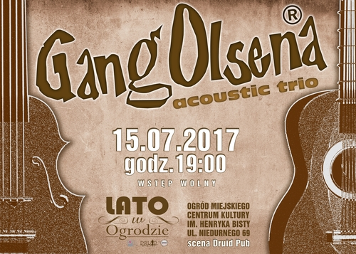 Gang Olsena Acoustic Trio