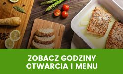 Frykas - Godziny otwarcia i menu