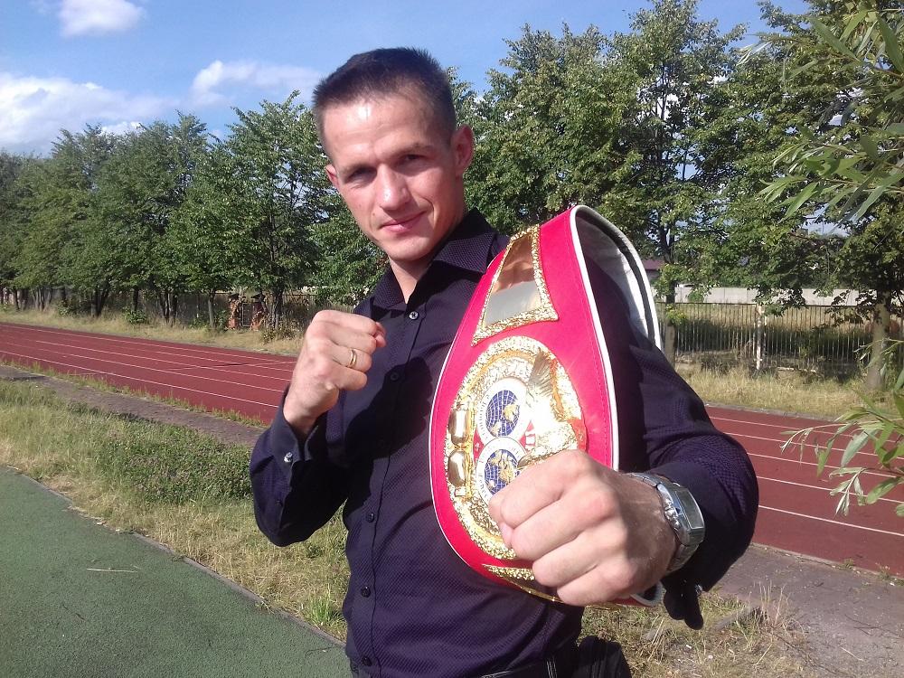 Z hałdy na ring - rozmowa z Robertem Talarkiem, boksującym górnikiem