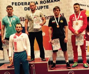 Andrzej Sokalski trzeci w Bukareszcie!