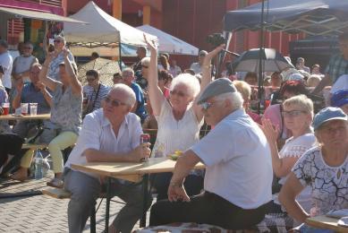 Na Halembie odbył się kolejny festyn Po Sąsiedzku