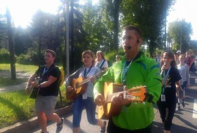 Ruda Śląska pielgrzymuje do Matki