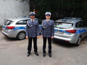Nagrody dla rudzkich policjantów