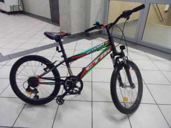 Znaleziony rower
