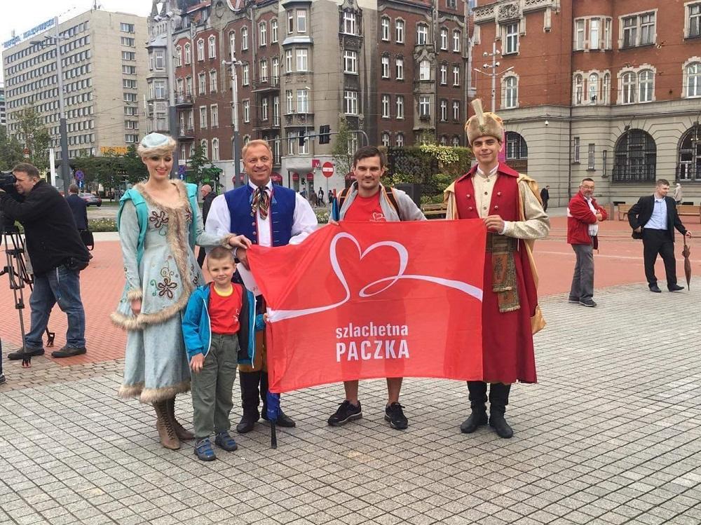 Dajemy wędkę, nie rybę - Radosław Pyzik, lider Szlachetnej Paczki