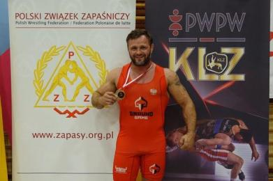 Zawodnik Pogoni po raz 5 zdobył tytuł Mistrza Polski!