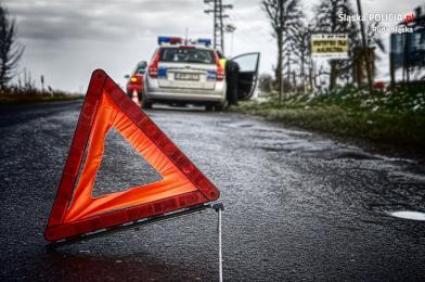 Apelujemy do kierowców o ostrożną jazdę a do pieszych o noszenie odblasków