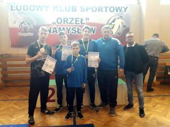 Świetne wyniki młodzieży rudzkiej Pogoni