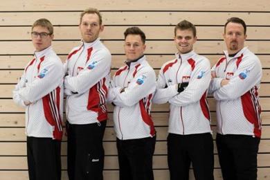 Rudzianin w Mistrzostwach Europy w curlingu