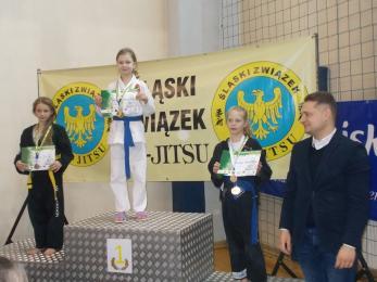 Na pierwszym miejscu w Ju-Jitsu!