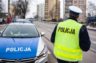 Bezpieczny pieszy - kolejna akcja drogówki