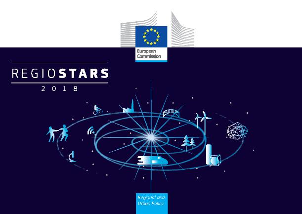 Nabór zgłoszeń do konkursu RegioStars Awards 2018