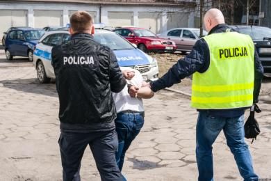 Fałszywy policjant wpadł w zasadzkę