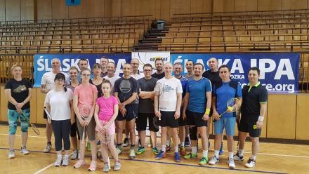 VII edycja Amatorskich Mistrzostw Miasta w Badmintonie
