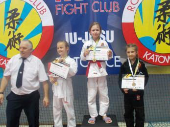 Kolejne medale młodej rudzianki