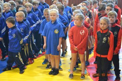 Turniej zapasniczy dzieci o Puchar Krna