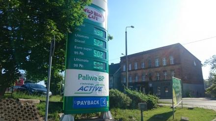 Ceny paliw powyżej 5 złotych – to nie koniec podwyżek