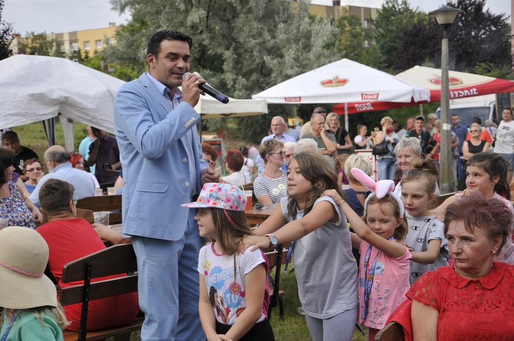 Na Bykowinie odbył się kolejny Festyn Po Sąsiedzku