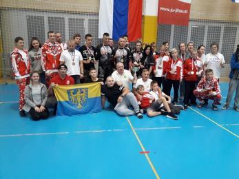 Zawodnicy KTJ MMA Team Ruda Śląska z workiem medali!