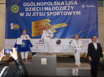 Kolejny medal młodej rudzianki