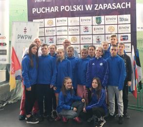 Medale zawodników i zawodniczek Slavii w Kraśniku