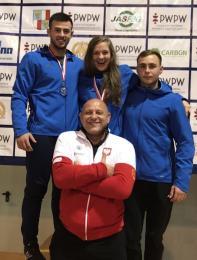Medale Slavii na Młodzieżowych Mistrzostwach Polski