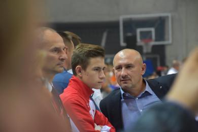 Łukasz Dymek został podwójnym mistrzem Polski!