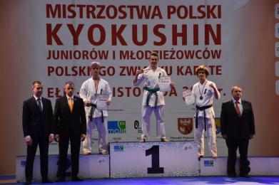 Sukces zawodnika Rudzkiego Klubu Kyokushin Karate