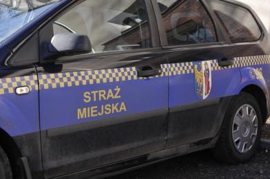 Strażnicy miejscy zatrzymali nietrzeźwych nastolatków