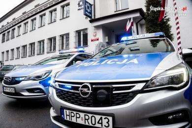Cztery nowe radiowozy dla rudzkich policjantów