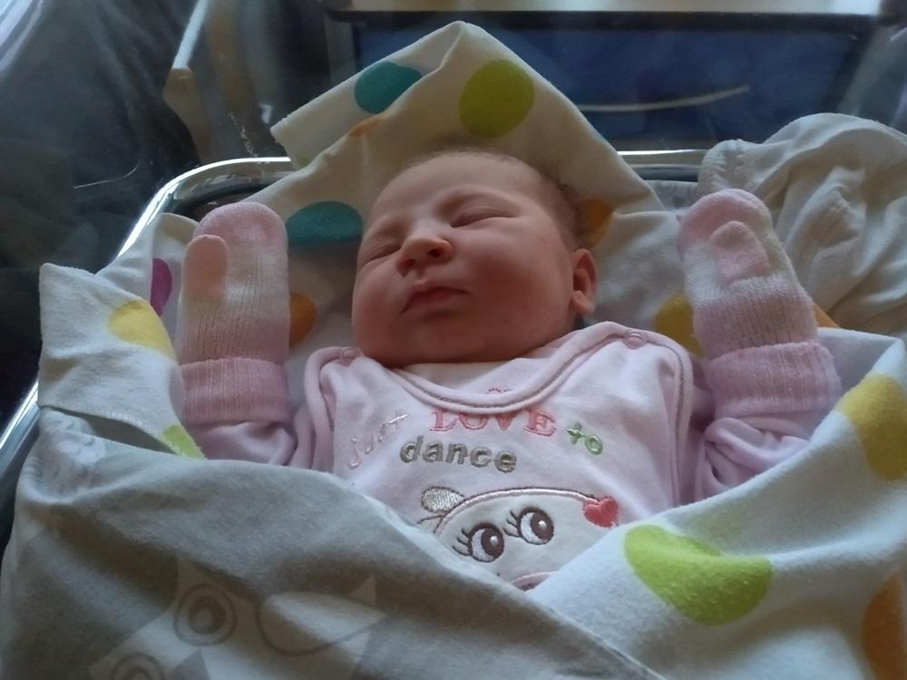 Pierwsze dziecko urodzone na Śląsku w Nowym Roku 2019 to rudzianka!