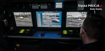 Ruchome Stanowisko Dowodzenia ponownie w na rudzkich drogach