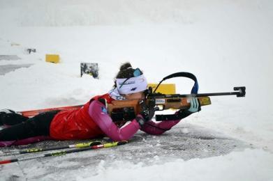 Kolejne sukcesy młodej biathlonistki z Rudy Śląskiej