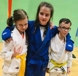 Młodzi rudzianie z złotymi medalami w Ju Jitsu!