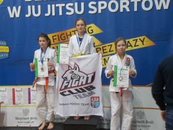 II Ogólnopolski Turniej Dzieci i Młodzieży w JU-JITSU z medalami dla rudzianki